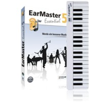 Gehörbildung EarMaster 5 Essential plus Keyboard